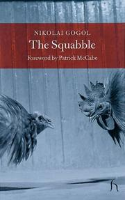 Book Cover for THE SQUABBLE