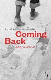 COMING BACK by Edoardo Albinati