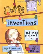 Cover art for DOTTY INVENTIONS