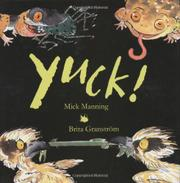 YUCK! by Mick Manning