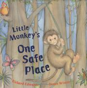 Book Cover for LITTLE MONKEY'S ONE SAFE PLACE
