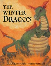 Cover art for THE WINTER DRAGON