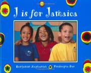 Cover art for J IS FOR JAMAICA