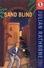 Cover art for SAND BLIND