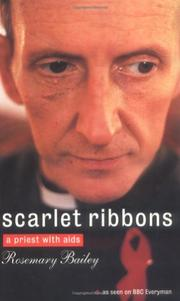 Cover art for SCARLET RIBBONS