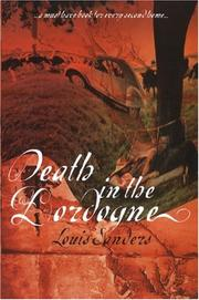 DEATH IN THE DORDOGNE by Louis Sanders