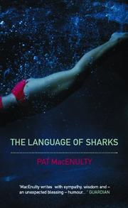 Cover art for THE LANGUAGE OF SHARKS