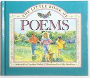 THE LITTLE BOOK OF POEMS by Caroline Walsh