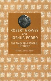 THE NAZARENE GOSPEL RESTORED by Joshua Podro