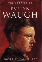Cover art for THE LETTERS OF EVELYN WAUGH