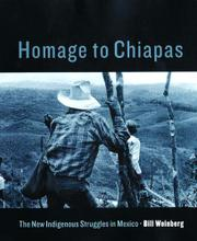 Cover art for HOMAGE TO CHIAPAS