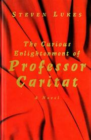 Cover art for THE CURIOUS ENLIGHTENMENT OF PROFESSOR CARITAT