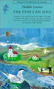 THE FISH CAN SING by Halldór Laxness