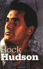 ROCK HUDSON by David Bret