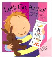 LET'S GO, ANNA by Vivian French