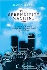 THE SERENDIPITY MACHINE by David Green