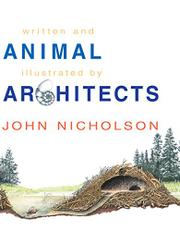 Cover art for ANIMAL ARCHITECTS