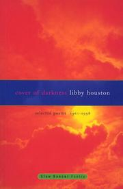 COVER OF DARKNESS by Libby Houston