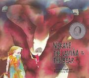 NEKANE, THE LAMI•A AND THE BEAR by Frank P. Araujo