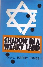 Cover art for SHADOW IN A WEARY LAND
