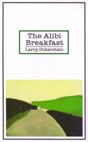 THE ALIBI BREAKFAST by Larry Duberstein