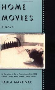 HOME MOVIES by Paula Martinac