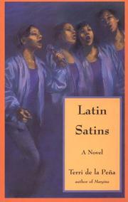 LATIN SATINS by Terri de la Peña