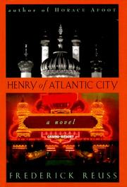 HENRY OF ATLANTIC CITY by Frederick Reuss