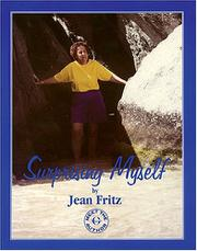 SURPRISING MYSELF by Jean Fritz