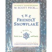 Cover art for THE FRIENDLY SNOWFLAKE