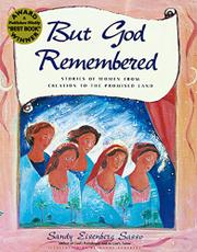 BUT GOD REMEMBERED by Sandy Eisenberg Sasso