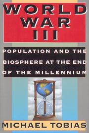 Book Cover for WORLD WAR III