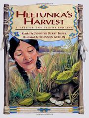HEETUNKA'S HARVEST by Jennifer Berry Jones