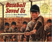 Book Cover for BASEBALL SAVED US