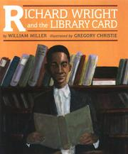 Cover art for RICHARD WRIGHT AND THE LIBRARY CARD