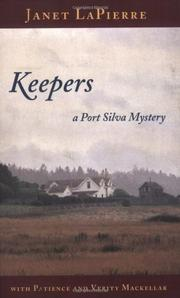 KEEPERS by Janet LaPierre