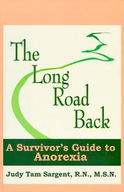 THE LONG ROAD BACK by Judy Tam Sargent