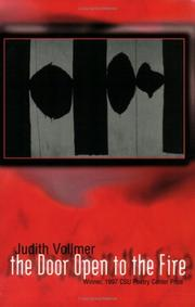THE DOOR OPEN TO THE FIRE by Judith Vollmer