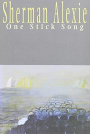 Book Cover for ONE STICK SONG