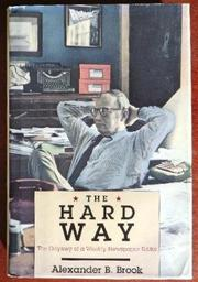 THE HARD WAY by Alexander B. Brook