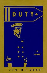 DUTY by Jim R. Lane