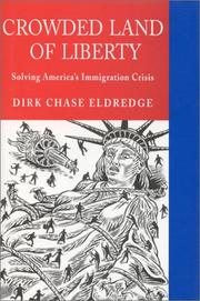 Cover art for CROWDED LAND OF LIBERTY