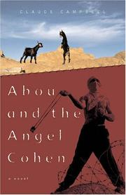 ABOU AND THE ANGEL COHEN by Claude Campbell