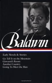 Cover art for JAMES BALDWIN