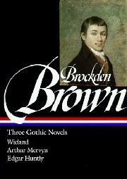 CHARLES BROCKDEN BROWN by Charles Brockden Brown