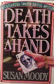 DEATH TAKES A HAND by Susan Moody