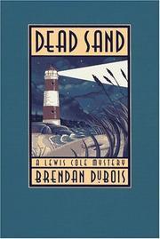DEAD SAND by Brendan Dubois