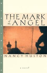 Cover art for THE MARK OF THE ANGEL