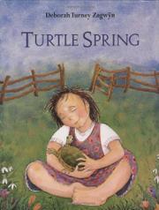 TURTLE SPRING by Deborah Turney Zagwyn