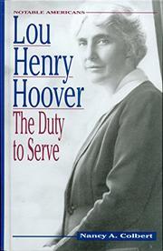 LOU HOOVER by Nancy A. Colbert